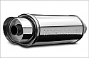 Magnaflow 14854 Street Polished Stainless Steel Muffler With Tip