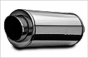 Magnaflow 14860 Street Polished Stainless Steel Muffler With Tip
